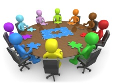 school meeting